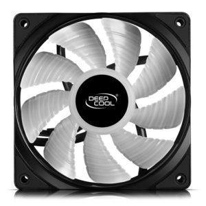 DEEPCOOL RF 120 3 IN 1 RGB COOLING FAN 120mm BLACK | ΥΠΟΛΟΓΙΣΤΕΣ / ΑΝΑΒΑΘΜΙΣΗ | elabstore.gr