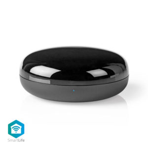 NEDIS WIFIRC10CBK WiFi Smart Universal Remote Control Infra red | ΔΙΚΤΥΑΚΑ | elabstore.gr