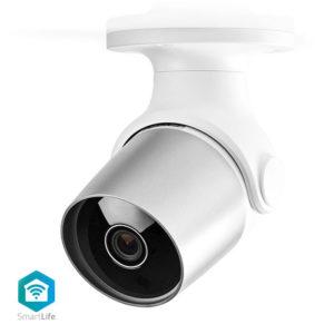 NEDIS WIFICO11CWT Wi-Fi Smart IP Camera Outdoor Waterproof Full HD 1080p | ΔΙΚΤΥΑΚΑ | elabstore.gr
