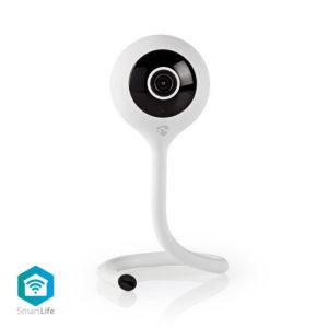 NEDIS WIFICI11CWT WiFi Smart IP Camera Climate sensor FULL HD 1080p | ΔΙΚΤΥΑΚΑ | elabstore.gr