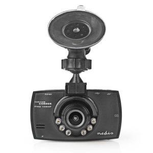"NEDIS DCAM10BK Dash Cam Full HD 1080p 2.7"" 120° Viewing Angle | ΕΙΚΟΝΑ / ΗΧΟΣ | elabstore.gr"