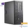 HP 800G1 Tower i7-4790/4GB DDR3/500GB/DVD/10P Grade A Refurbished PC | ELABSTORE.GR