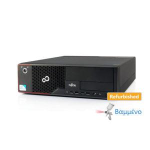 Fujitsu E710 SFF G645/4GB DDR3/320GB/DVD/7H Grade A Refurbished PC | ELABSTORE.GR