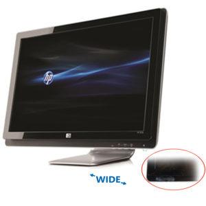 "Used Monitor 2310i TFT/HP/23""/1920 x1080/wide/Black/Grade B/D-SUB&DVI-D | ELABSTORE.GR"