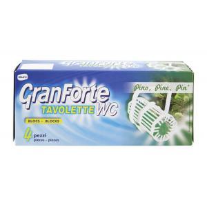 RELEVI αρωματικό τουαλέτας GranForte Pine, 4τμχ | Οικιακές & Προσωπικές Συσκευές | elabstore.gr