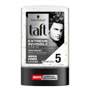 SCHWARZKOPF TAFT power gel μαλλιών Extreme invisible, No5, 300ml | Οικιακές & Προσωπικές Συσκευές | elabstore.gr