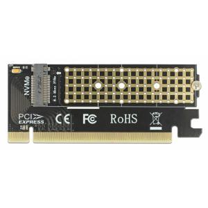DELOCK Κάρτα Επέκτασης PCI-e x16 σε M.2 Key M 90300, NVMe | PC & Αναβάθμιση | elabstore.gr