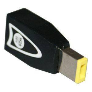 POWERTECH Βύσμα για φορτιστή LAPTOP - M28 - Lenovo -  Square   Αξεσουάρ για Laptop   elabstore.gr