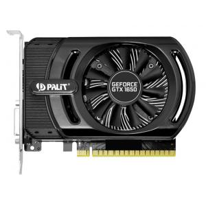 PALIT VGA GeForce GTX 1650 StormX NE51650S06G1-1170F, GDDR5 4GB, OC | PC & Αναβάθμιση | elabstore.gr