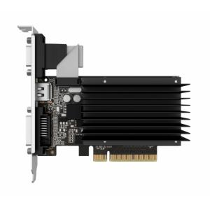 PALIT VGA GeForce GT710, NEAT7100HD46-2080H, sDDR3 2048MB, 64bit | PC & Αναβάθμιση | elabstore.gr