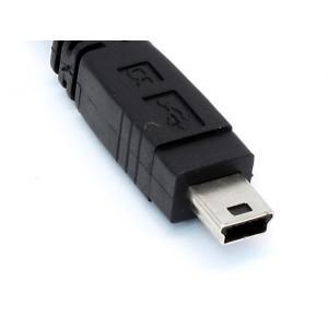 POWERTECH Αντάπτορας Mini USB Connector, για PT-271 τροφοδοτικό | Τροφοδοσία Ρεύματος | elabstore.gr