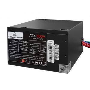 POWERTECH τροφοδοτικό PT-904, 500W | PC & Αναβάθμιση | elabstore.gr