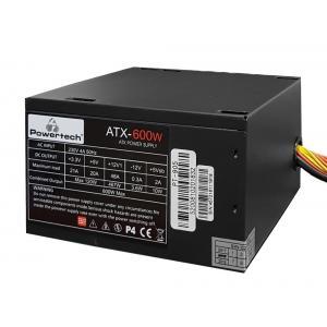 POWERTECH τροφοδοτικό για PC PT-905, 600W | PC & Αναβάθμιση | elabstore.gr