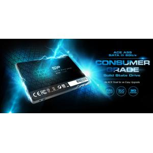"SILICON POWER SSD A55 128GB, 2.5"", SATA III, 550-420MB/s 7mm, TLC 