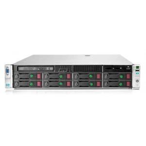 "HP Server ProLiant DL380p Gen8, 2x E5-2609, 16GB, DVD, 8x 2.5"", REF SQ | Εξοπλισμός IT | elabstore.gr"