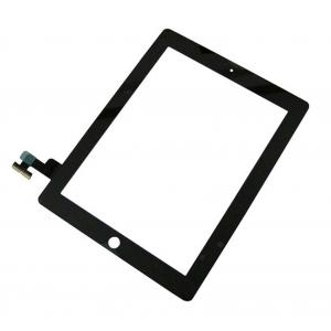 Touch Panel - Digitizer High Copy for iPad 2, with tape, Black | Service | elabstore.gr