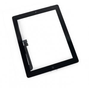 Touch Panel - Digitizer High Copy for iPad 3, with tape, Black | Service | elabstore.gr