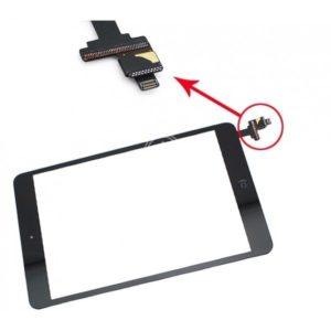Touch Panel - Digitizer High Copy for iPad Mini, Black   Service   elabstore.gr