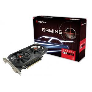 BIOSTAR VGA AMD Radeon RX560 VA5615RF41, GDDR5 4GB, 128bit | PC & Αναβάθμιση | elabstore.gr