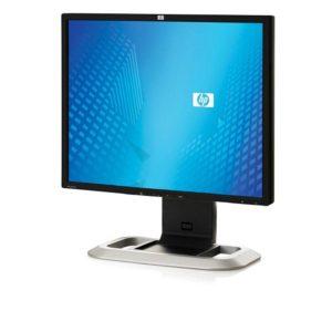 "Used Monitor LP1965 TFT/HP/19""/1280x1024/Silver/Black/2xDVI-I & USB HUB | Refurbished | elabstore.gr"
