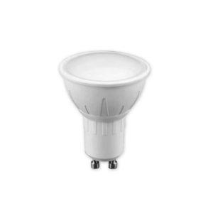 Λάμπα GU10 LED 7W 3000K Θερμό COM (dimmable)   Φωτισμός   elabstore.gr