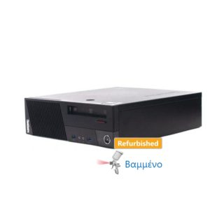 Lenovo M73 SFF i3-4130/4GB DDR3/500GB/DVD/8P Grade A Refurbished PC | ELABSTORE.GR