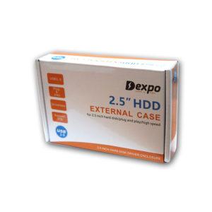 Enclosure USB 3.0 Dexpo HDD 2.5