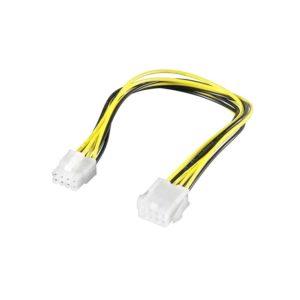 Καλώδιο Προέκτασης 8-Pin Male - 8-Pin Female για ΜΒ 20cm | Πληροφορικής | elabstore.gr