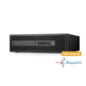 HP 800G1 SFF i5-4590/4GB DDR3/320GB/DVD/7P Grade A Refurbished PC   Refurbished   elabstore.gr