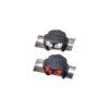 Φακός LED σιλικόνης ποδηλάτου σετ των 2τεμ | Φωτισμός | elabstore.gr