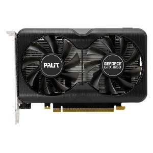PALIT VGA GeForce GTX 1650 GP OC NE61650S1BG1-166A, DDR6 4GB, 128bit | PC & Αναβάθμιση | elabstore.gr