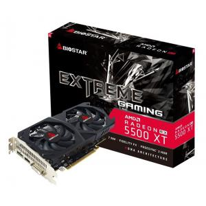 BIOSTAR VGA AMD Radeon RX5500XT VA55T6XF81, GDDR6 8GB, 128bit | PC & Αναβάθμιση | elabstore.gr