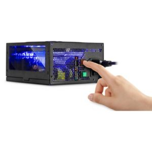 Psu ATX Inter-Tech  Argus RGB-500W II 80+ Bronze | ATX POWER SUPPLIES | elabstore.gr