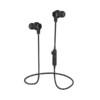 Ακουστικό Bluetooth V4.2 με μικρόφωνο και microSD Μαύρο PLATINET | Περιφερειακά | elabstore.gr