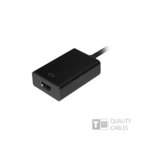 Adaptor VGA σε HDMI w/Audio | Αξεσουάρ | elabstore.gr