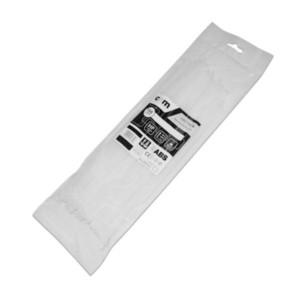 Δεματικά καλωδίων  Λευκά 3.6 x 370mm 100τεμ/Συσκ COM   Ηλεκτρολογικά   elabstore.gr