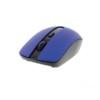 MW101 Well Ασύρματο Ποντίκι 4D USB μαύρο/μπλε 1600dpi MOUSE-WLESS-MW101BE-WL | Περιφερειακά | elabstore.gr