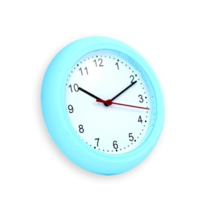 Platinet Ρολόι τοίχου μπλε | Οικιακά είδη | elabstore.gr