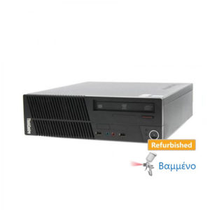 Lenovo M81 SFF i5-2400/4GB DDR3/250GB/DVD/7P Grade A Refurbished PC | Refurbished | elabstore.gr