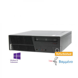 Lenovo M83 SFF i5-4570/4GB DDR3/500GB/DVD/10P Grade A Refurbished PC | Refurbished | elabstore.gr