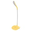 PLATINET φωτιστικό γραφείου 3.5W κίτρινο PDL01Y | Φωτισμός | elabstore.gr