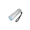 Well Φακός 9 LED Compact ασημί TORCH-COMPACTGY-WL | Φωτισμός | elabstore.gr