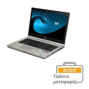 HP 8460p i5-2520M/14/4GB/250GB/DVD/Camera/7P GRADE A Refurbished LAPTOP | Refurbished | elabstore.gr