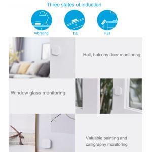 AQARA αισθητήρας κραδασμών, DJT11LM, Zigbee, λευκός | Οικιακές & Προσωπικές Συσκευές | elabstore.gr