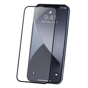 BASEUS tempered glass 3D για iPhone 12 mini SGAPIPH54N-PE01, 0.23mm   Αξεσουάρ κινητών   elabstore.gr