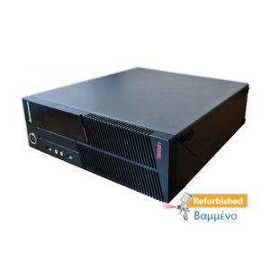 Lenovo A58 SFF C2D-E8400/4GB DDR2/250GB/DVD-RW Grade A+ Refurbished PC | Refurbished | elabstore.gr