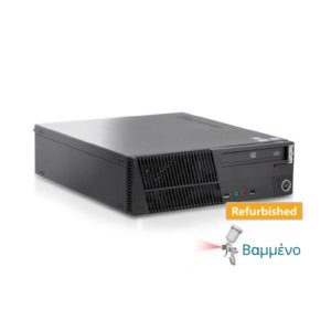 Lenovo M82 SFF i5-3470/4GB DDR3/500GB/DVD/7P Grade A Refurbished PC | Refurbished | elabstore.gr