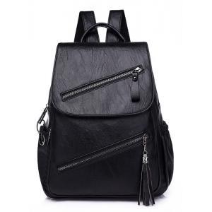 Γυναικεία τσάντα πλάτης LBAG-0003, μαύρη | Οικιακές & Προσωπικές Συσκευές | elabstore.gr