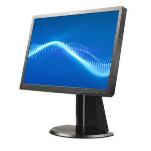 "Used Monitor L2240pTFT No Stand/Lenovo/22""/1680x1050/wide/BlackD-SUB & DVI-D 