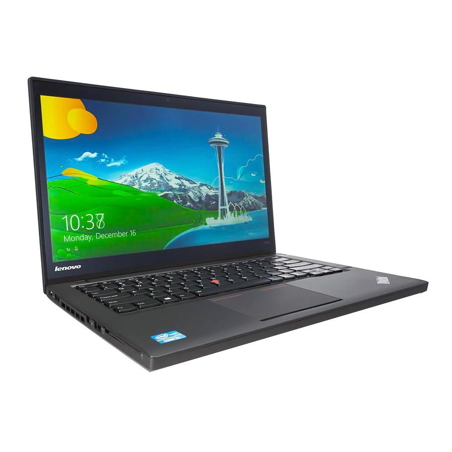 "Lenovo ThinkPad T440s, i7-4600U, 12GB, 256GB SSD, 14"", CAM, SQ 